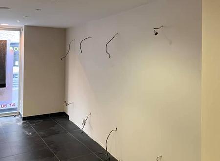 Peinture murs neufs Beauvais